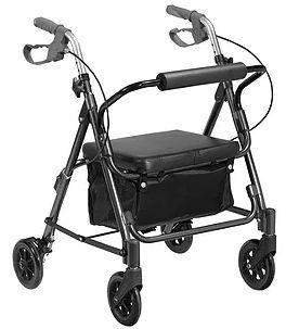 Andador 4 rodas Flex