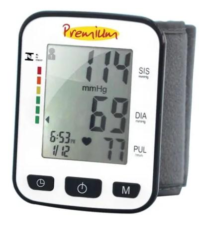 Aparelho De Pressão Digital Automático De Pulso