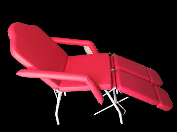 Cadeira de Podologia com Alongador