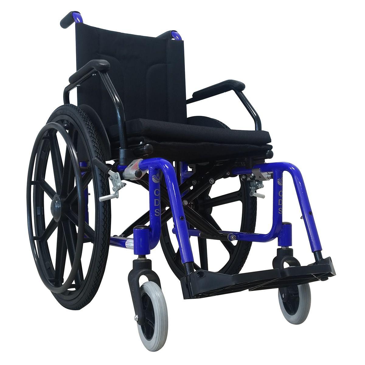 Cadeira de Rodas H10 CDS