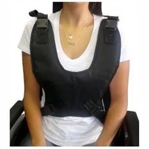 Cinto De Segurança Torácico Nylon Para Cadeirante