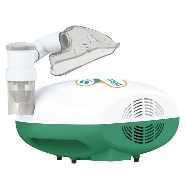 Inalador Nebulizador Mecânico Jato de Ar Pulmopar Plus Soniclear