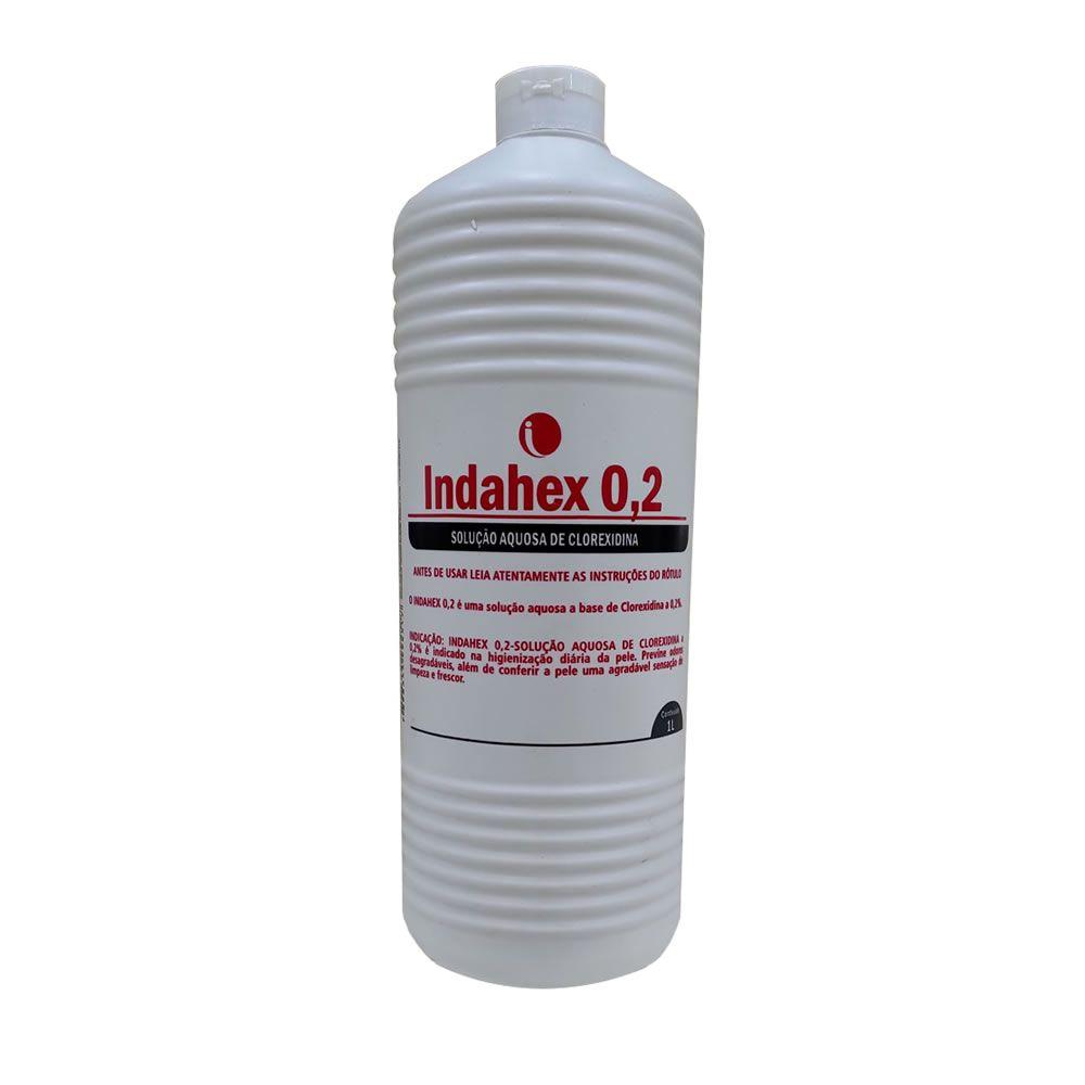 Indahex Clorexidina Aquosa 0,2% Indalabor 1 Litro