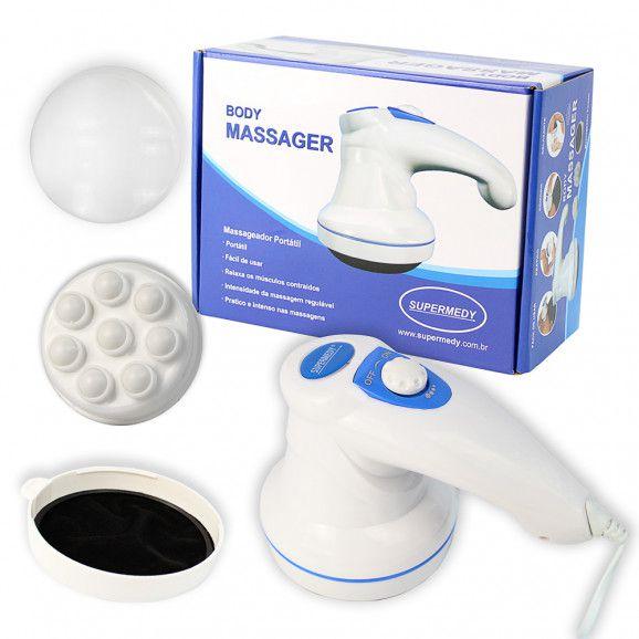 Massageador Orbital Supermedy Body Massager