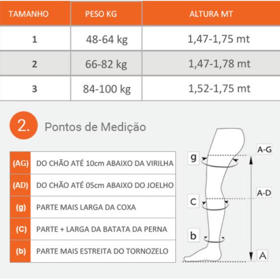 MEIA SIGVARIS 15-20 mmHg AUDACE NATURAL 7/8 - MEIA COXA