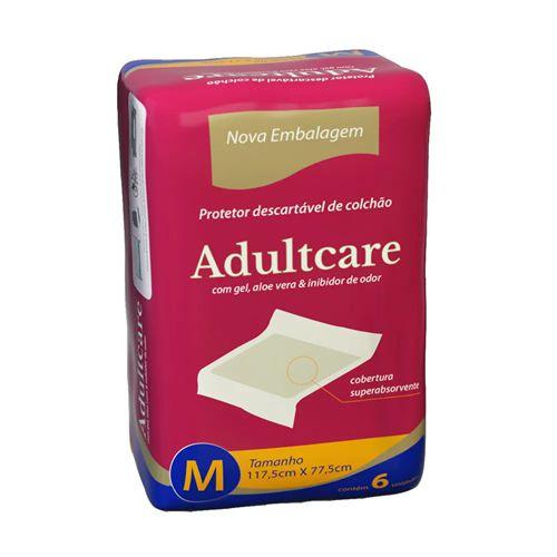 Protetor Descartável De Colchão - Adultcare