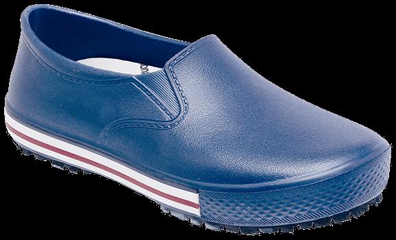 Sapato Antiderrapante Softworks BB80 AZUL MARINHO