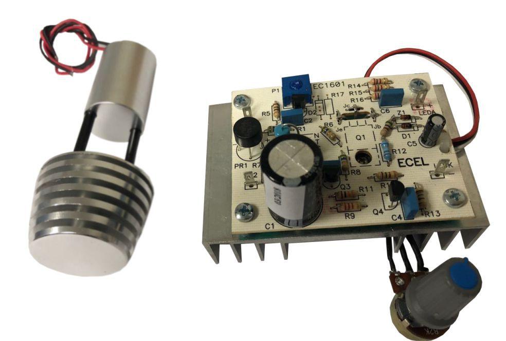 Kit Refletor LED Odontológico