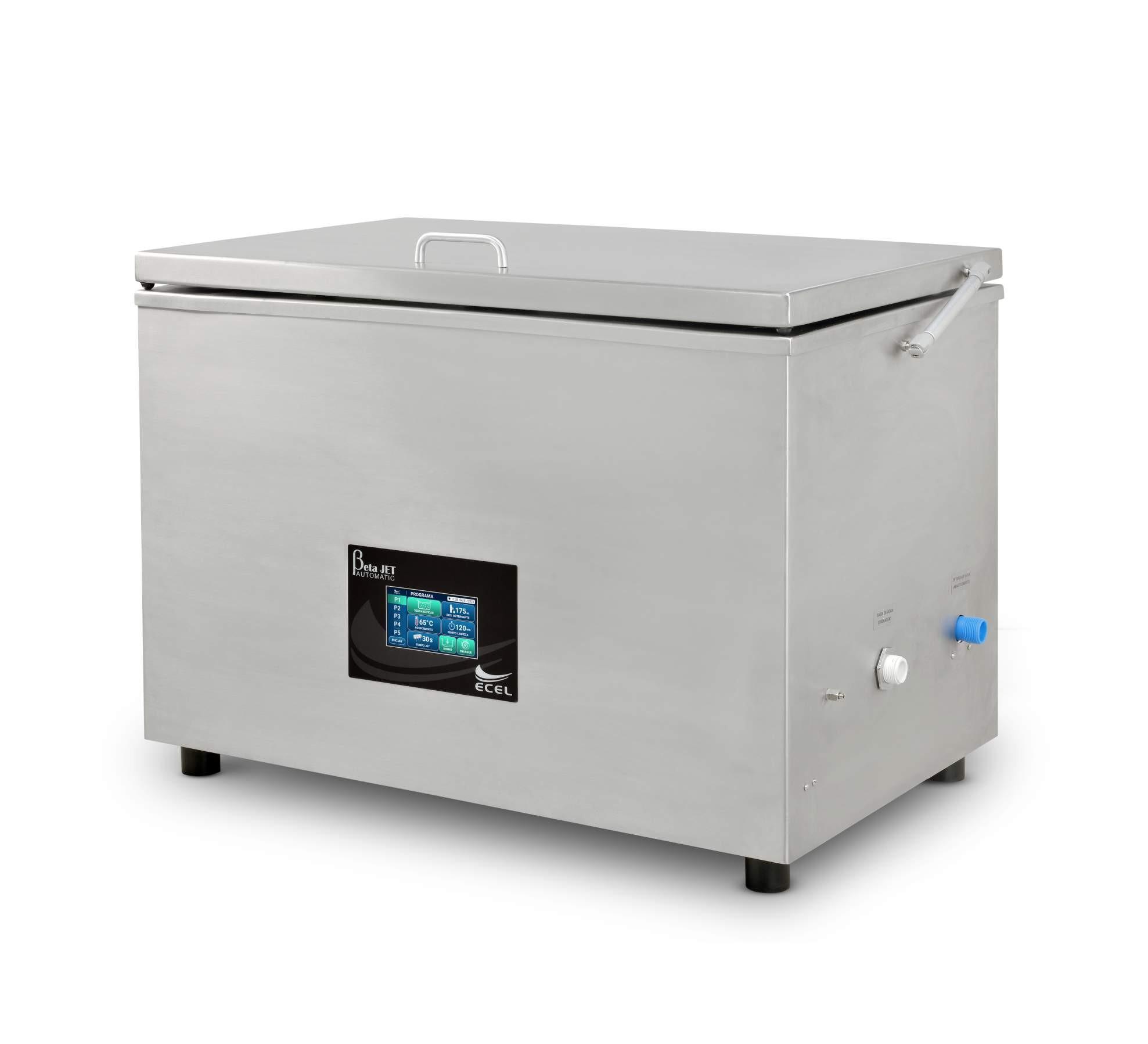 Lavadora Ultrassônica 20 Litros BETA 20L JET AUTOMATIC