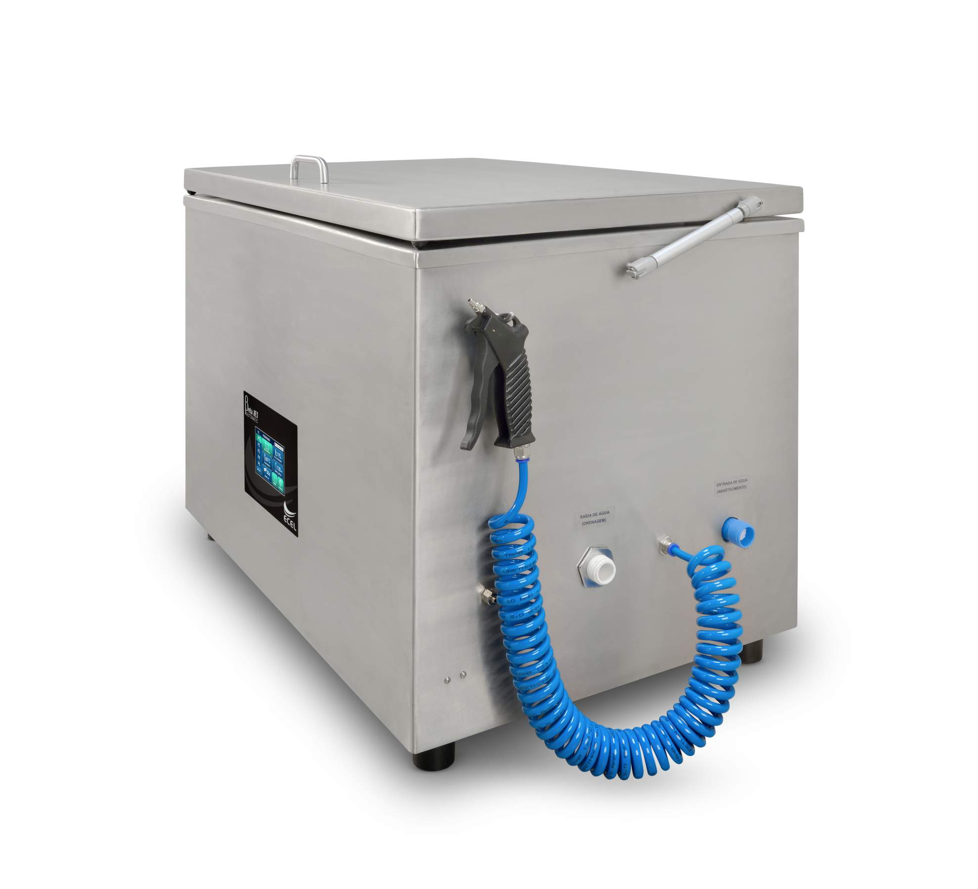 Lavadora Ultrassônica 50 Litros BETA 50L JET AUTOMATIC