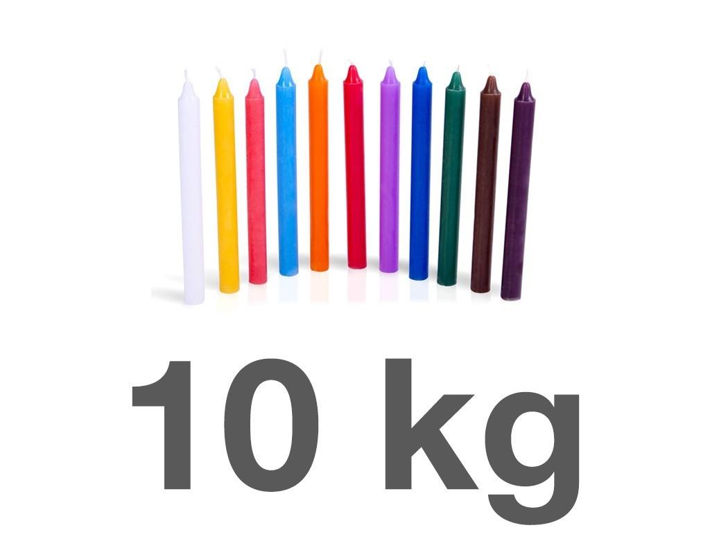 10  kg  Vela palito