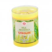 06 velas de citronela (24 h)