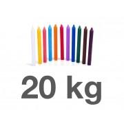20  kg Vela palito