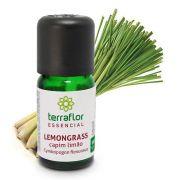 Óleo essencial Lemongrass 10 mL