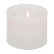 luminária cilíndrica branca 9,5 cm x 12 cm