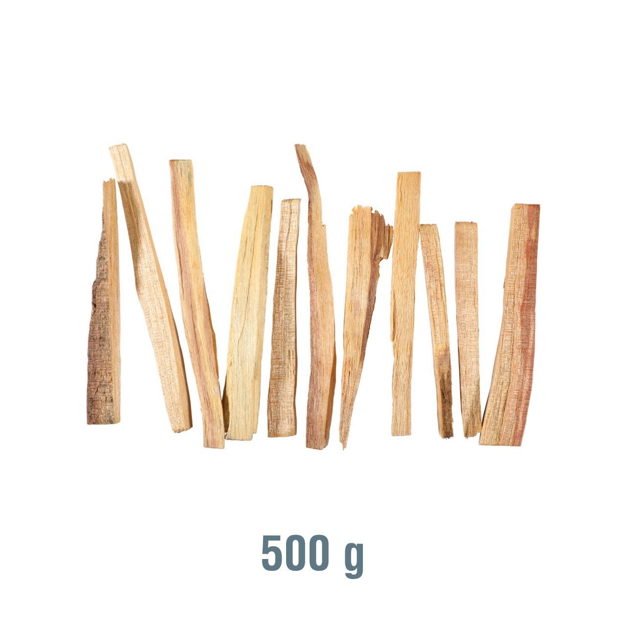 500 g Incenso in natura Palo Santo