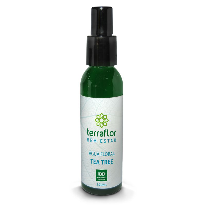 Água Floral Tea Tree 120 ML
