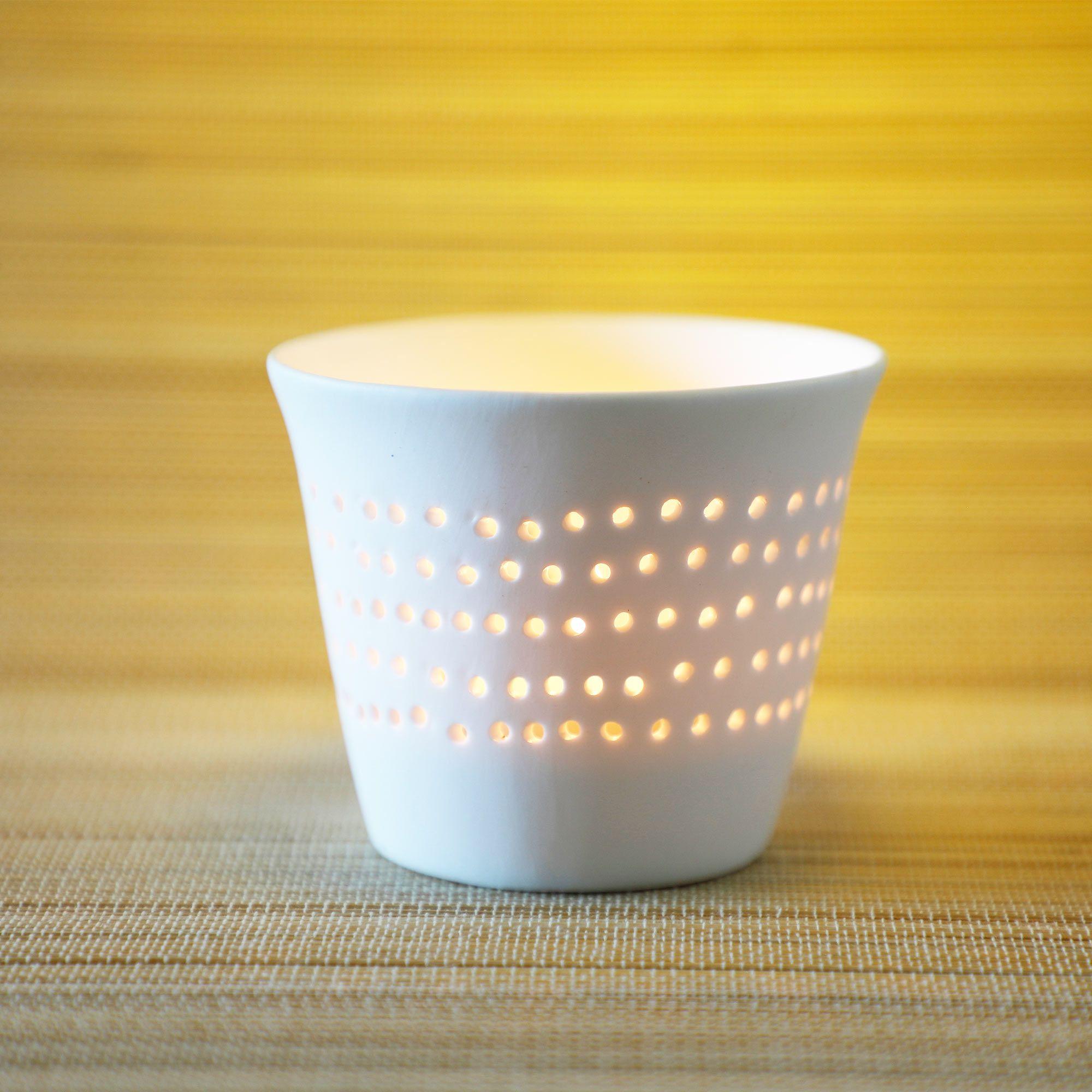 Lanterna em cerâmica ( linha mediterrânea 1)