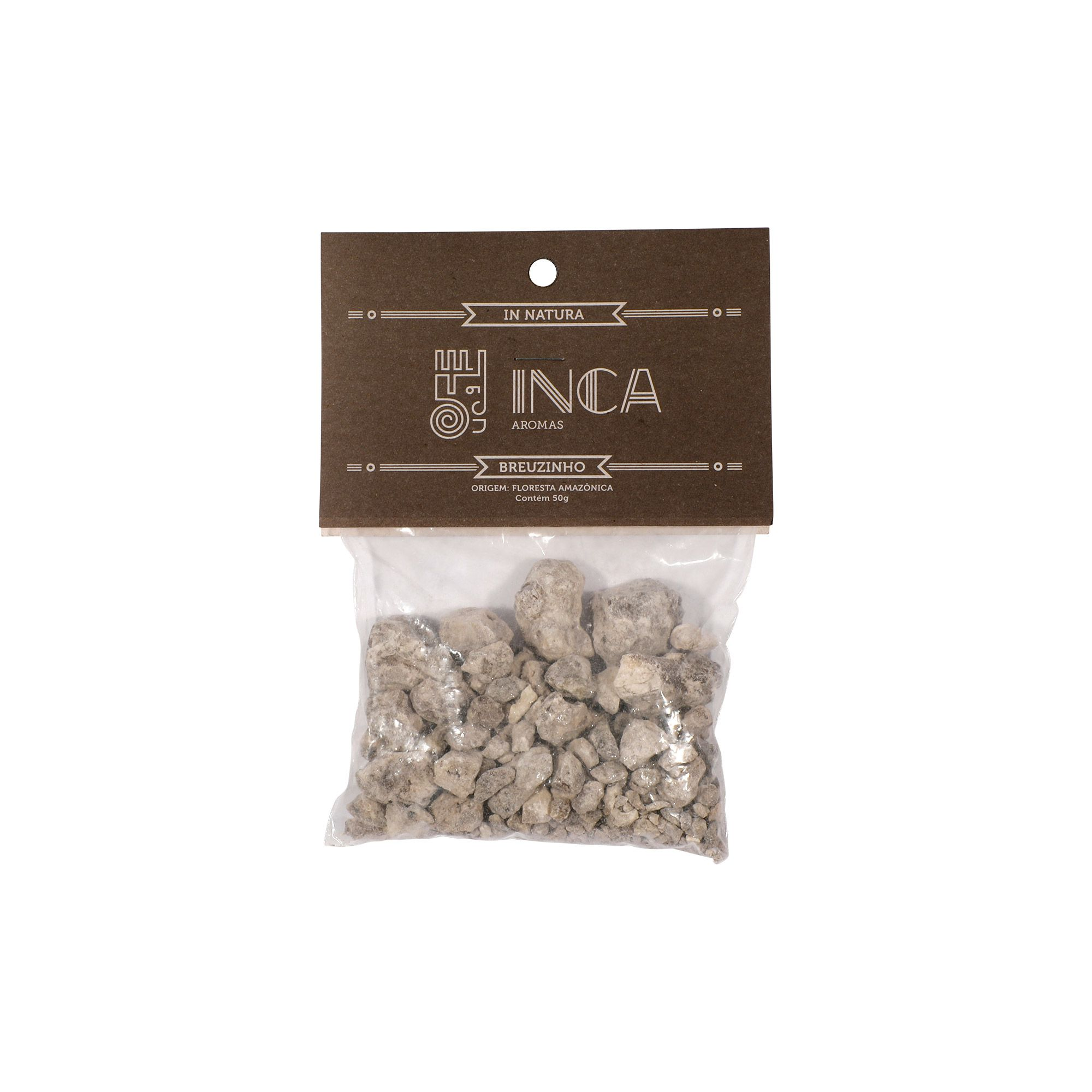 Incenso in natura Breu Branco (50g)