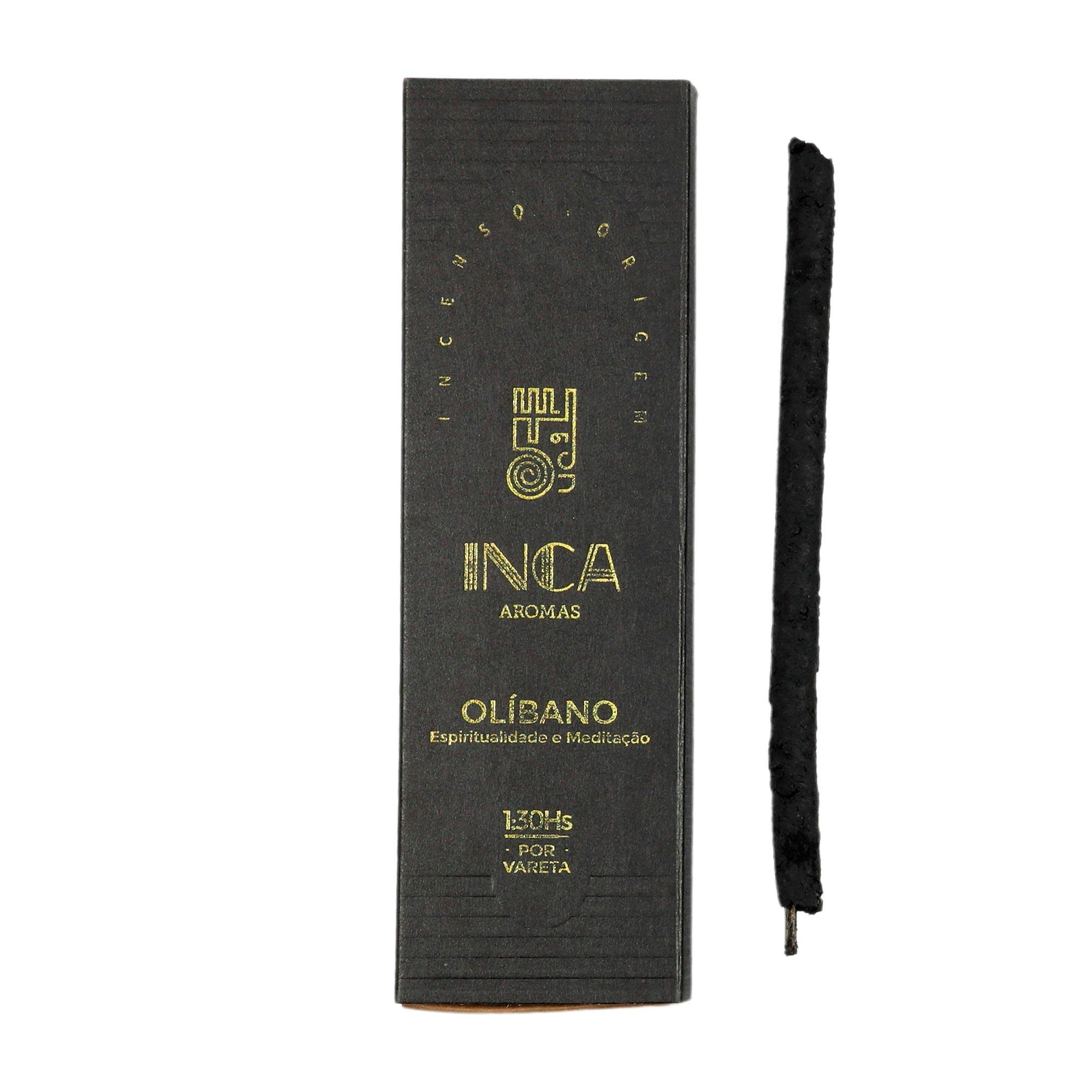 Incenso Inca Aromas 4 varetas