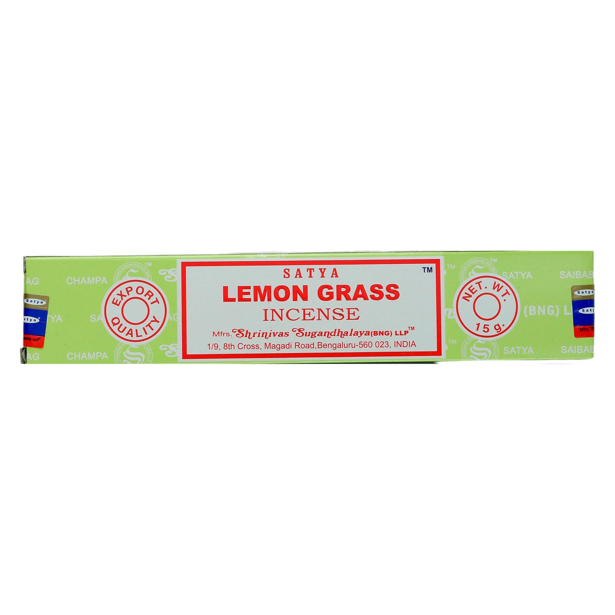 Incenso Nag Champa 15 g ( aromas diversos)