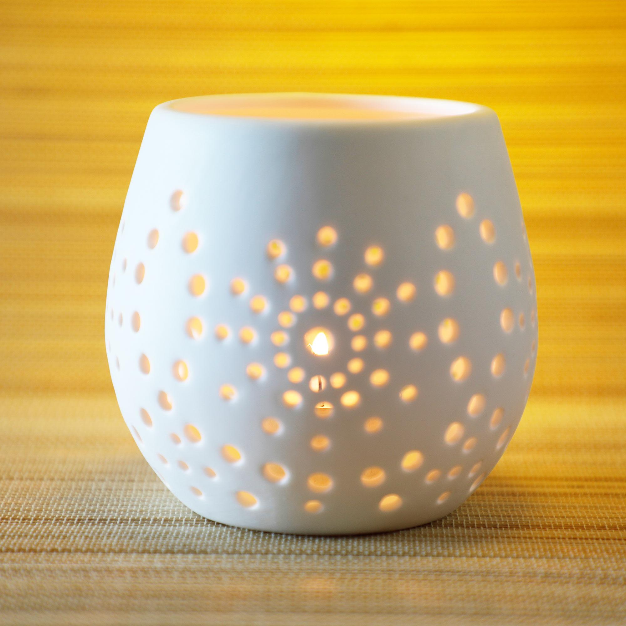 Lanterna em cerâmica ( linha mediterrânea 3)