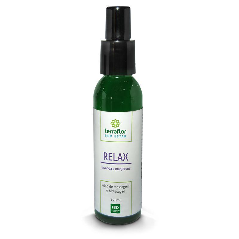 """Óleo de Massagem """"Relax"""" 120 Ml"""