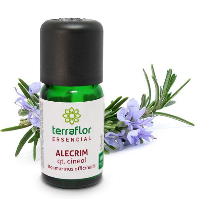 Óleo essencial Alecrim Cineol 10 ml