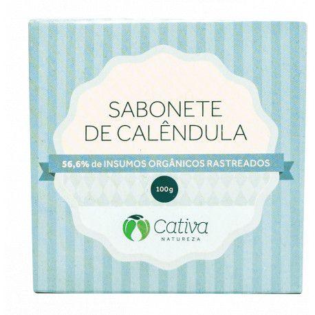 Sabonete Calêndula  100g