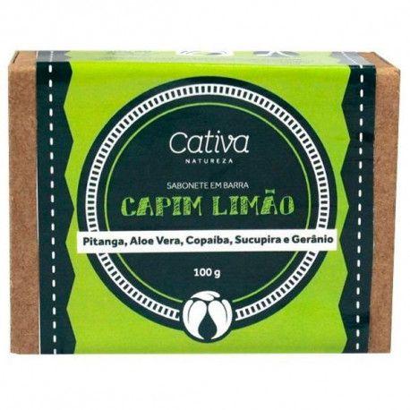 Sabonete de Capim Limão  100g