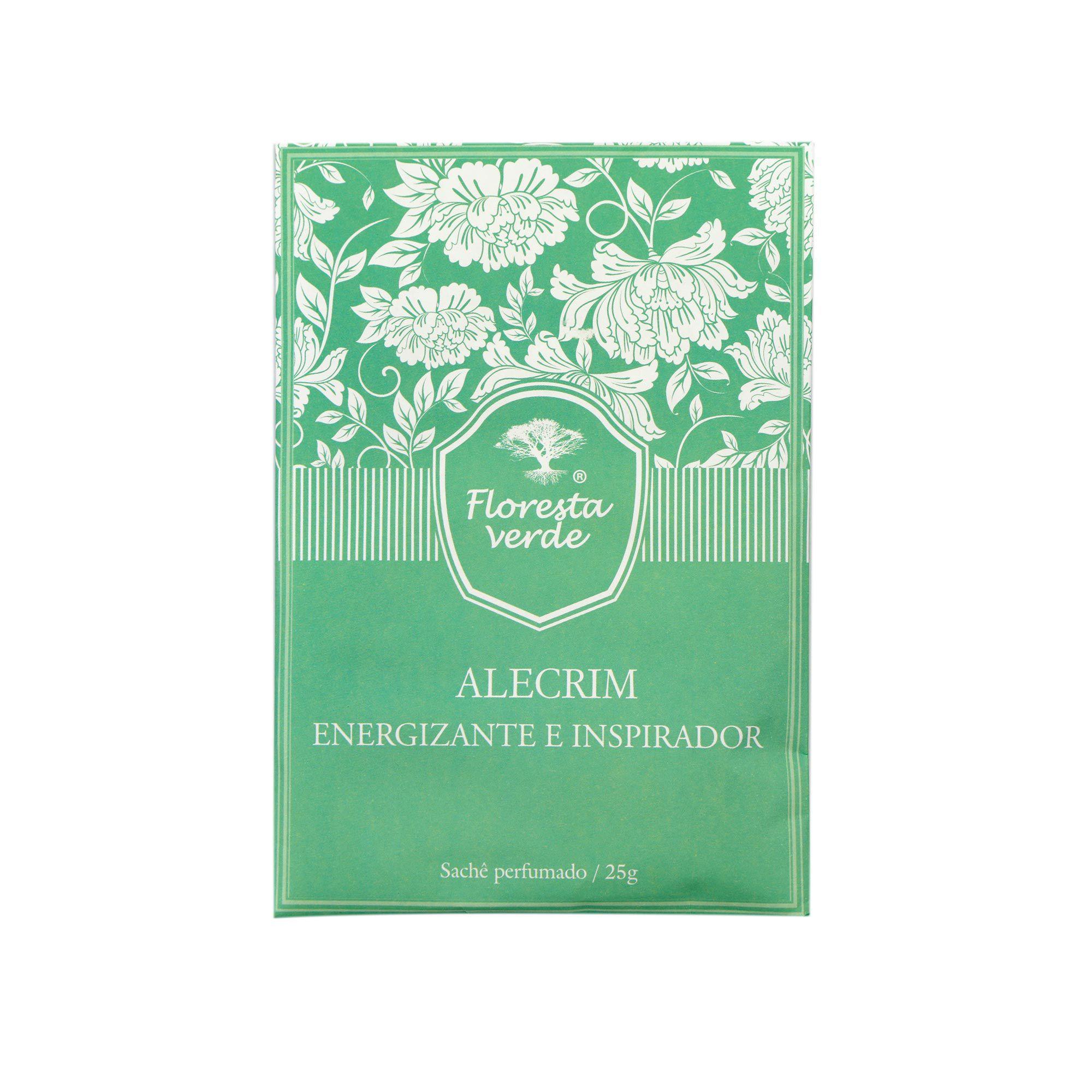 Sachê perfumado Alecrim  25 g