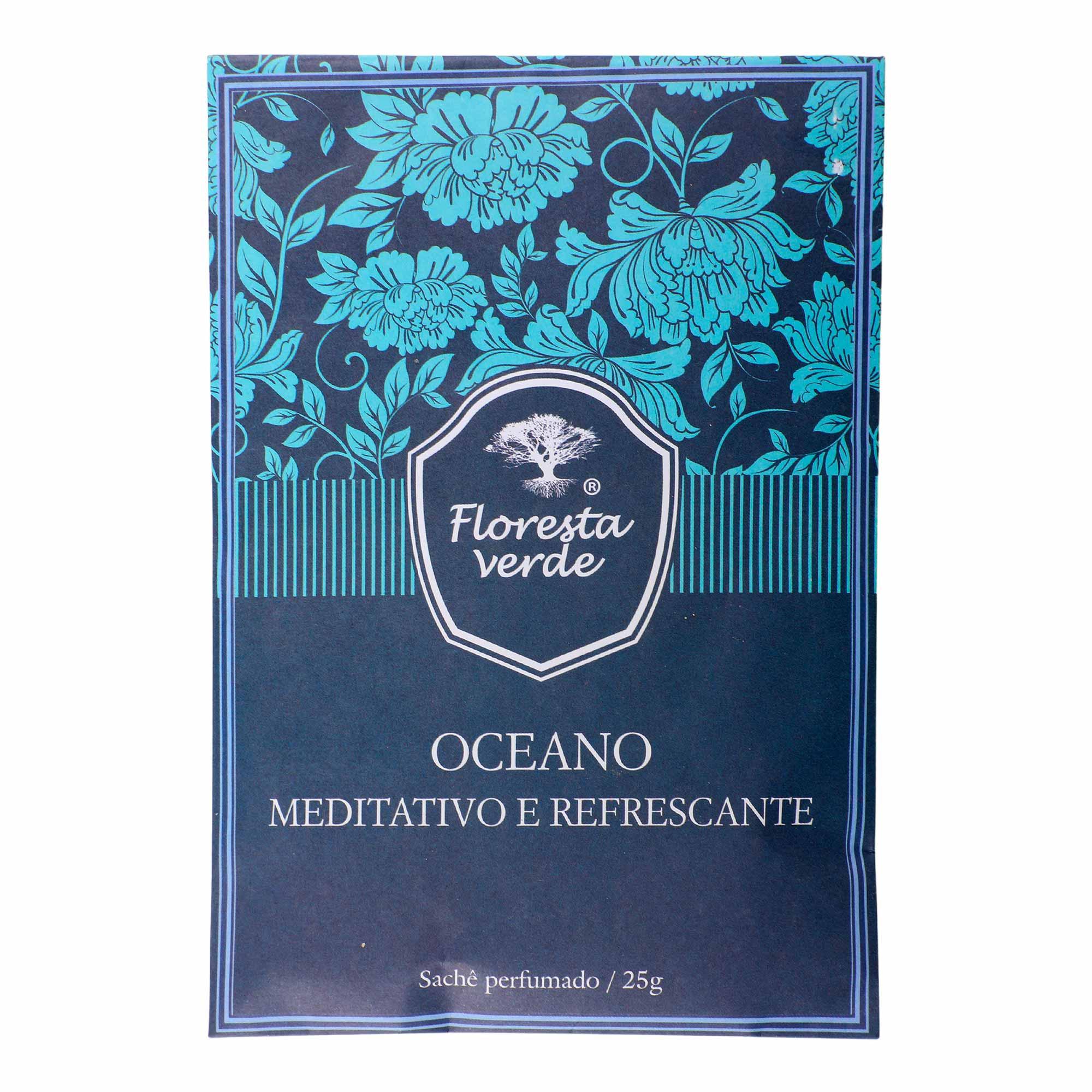 Sachê perfumado Oceano  25 g
