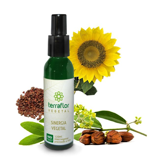 Sinergia vegetal 120 ml