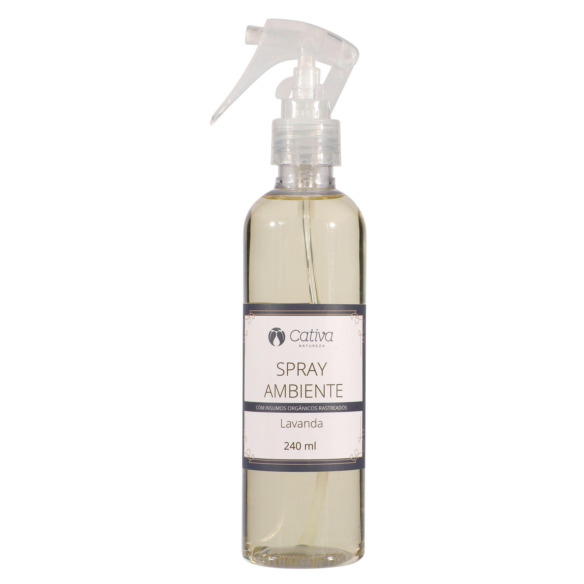 Spray  natural para Ambiente Lavanda 240 ml