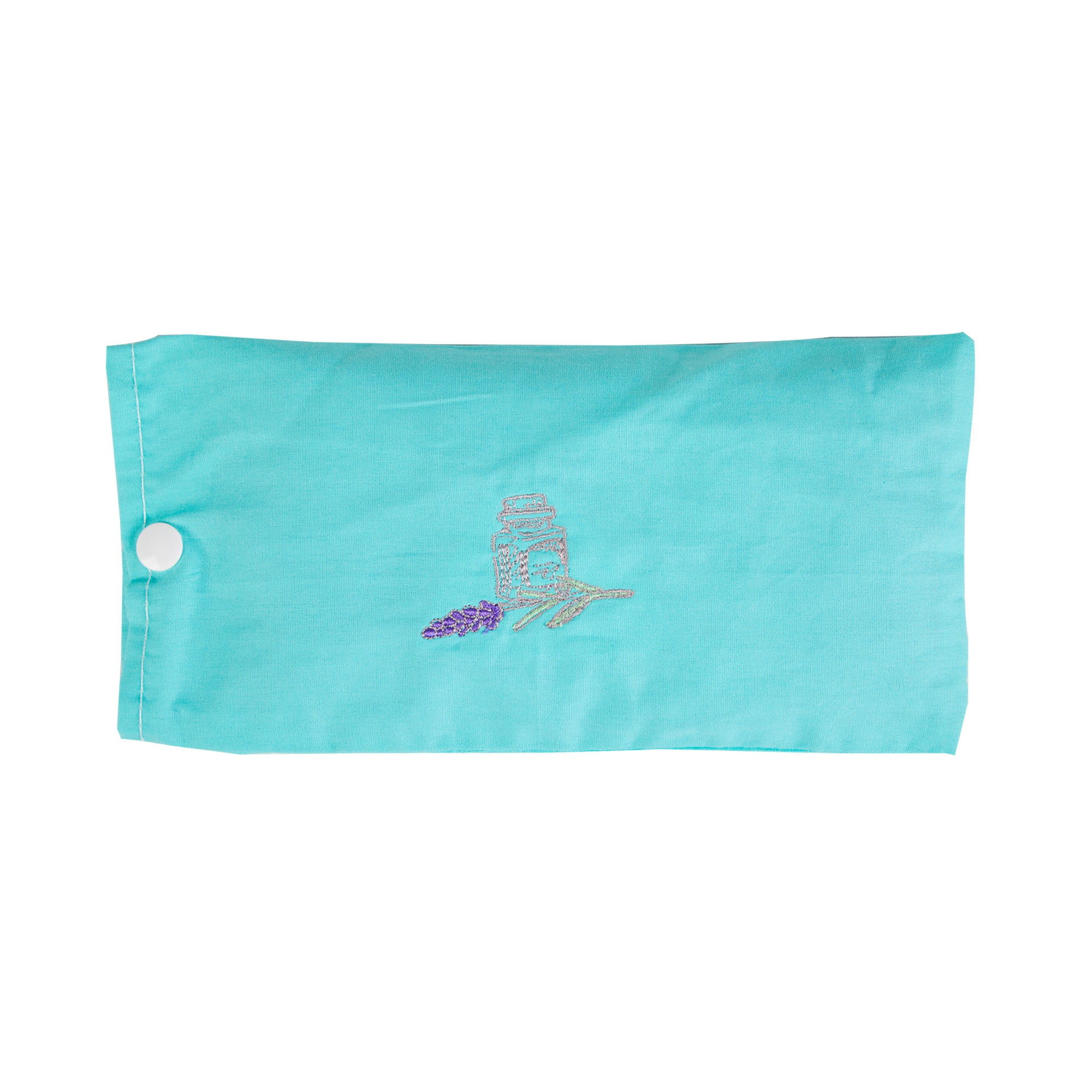 Almofada térmica aromática (alfazema azul)