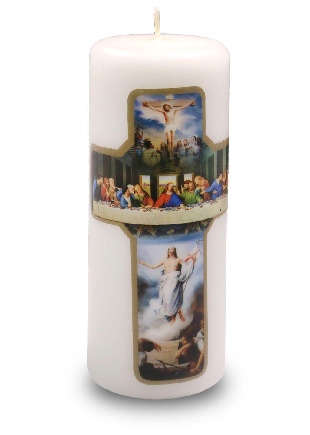 Vela altar - Santa Ceia