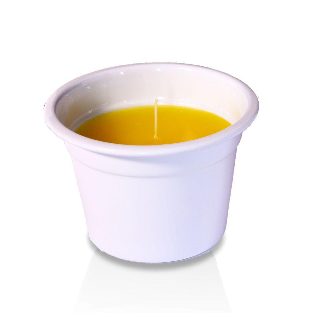 Vela Balde Citronela em 3 opções de cores e tamanhos