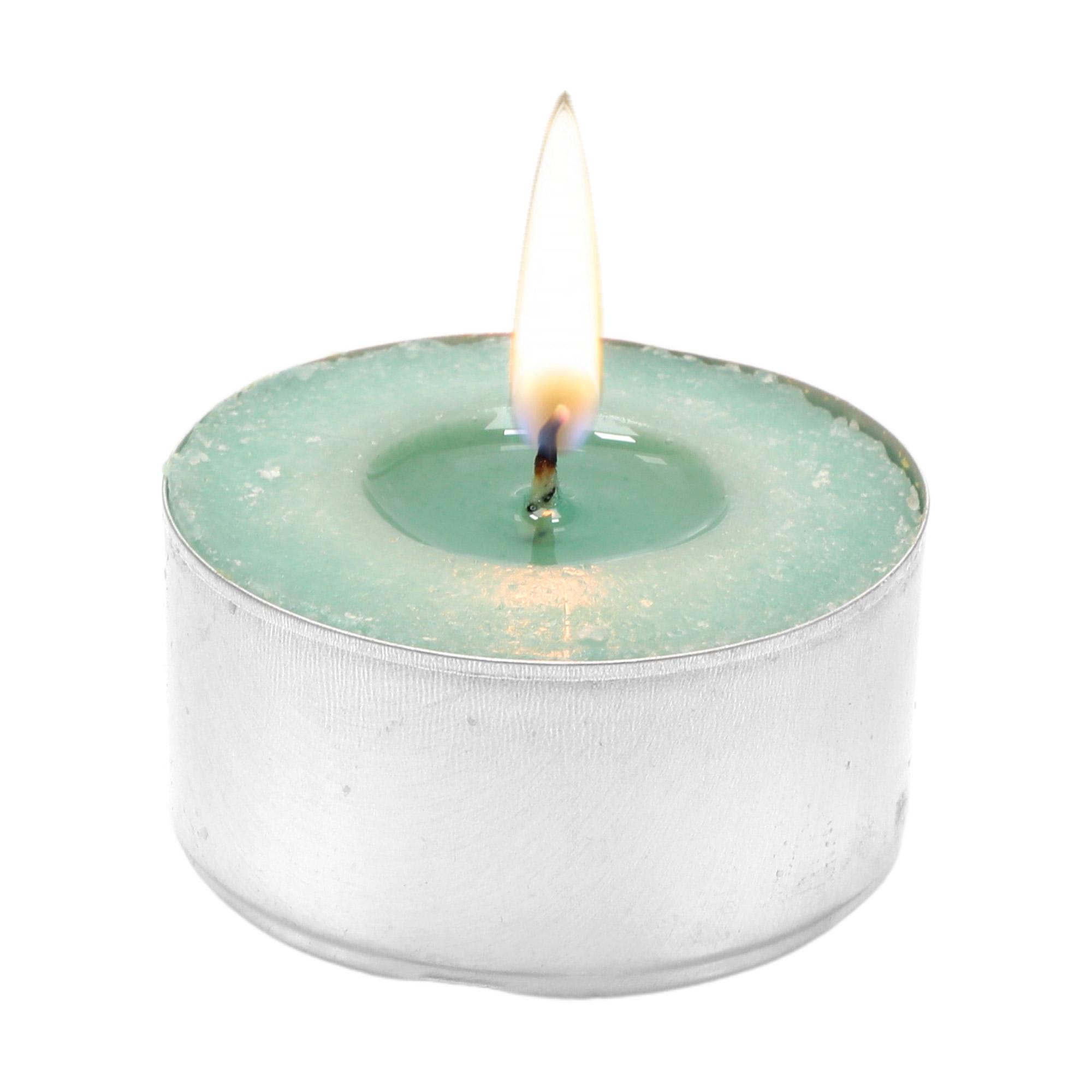 Vela lamparina aroma Menta 10 UN