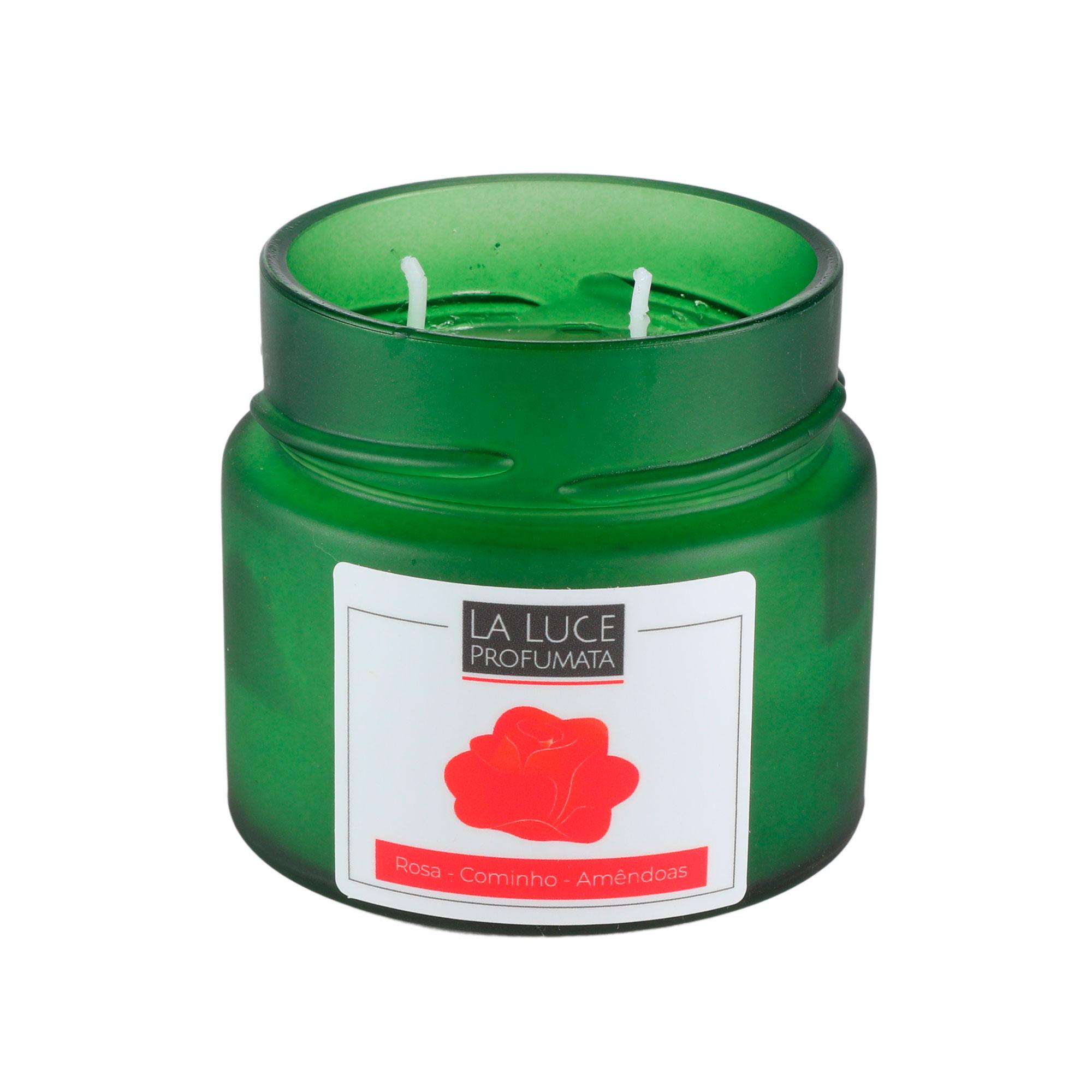 Vela Perfumada  Rosas  130 g