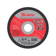 Disco de Corte 180x1,6x22mm MTX - 7378155