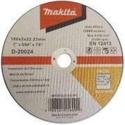 Disco de corte D-20024-10 Makita