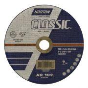 Disco De Corte Para Aço Carbono 180 X 1,6 x 22 mm - AR102