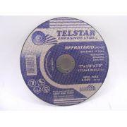 Disco de Corte Refratário Telstar 2 telas