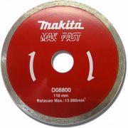 Disco Diamantado Corte Refrigerado D-08800 - Makita
