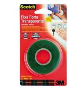 Fita Dupla Face Fixa Forte Transparente Interno 12mmx2mt CM0134-HM(A) - 3M