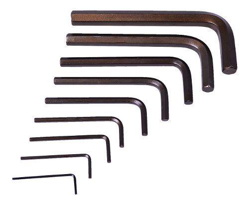 Jogo De Chave Allen 1,5 A 10mm 420e-9m 9 Peças