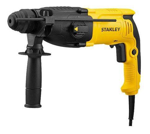 Martelete Perfurador 800w Shr263k Com Maleta Stanley