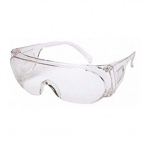 Óculos De Proteção Epi Segurança Panda Incolor