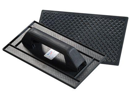 Desempenadeira Pvc Corrugada 18x30 Compel