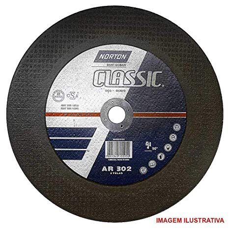 Disco De Corte Para Metal 12